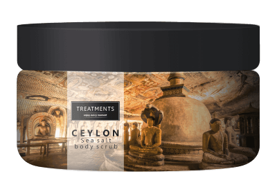 treatments ceylon Sea salt scrub