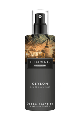 treatments ceylon bed en body mist