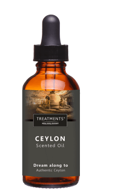Treatments Ceylon SCENTED OIL