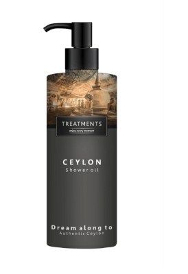 treatments ceylon shower oil