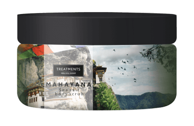 treatments mayahana Sea salt scrub