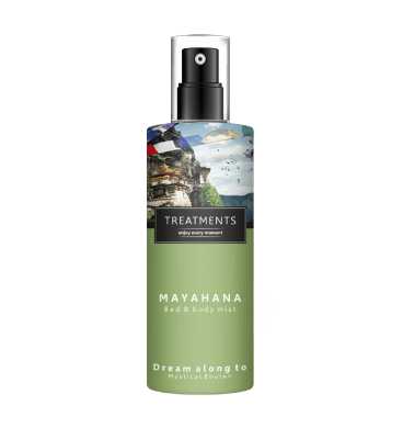 treatments mayahana bed en body mist