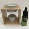 treatments mayahana scented oil brander