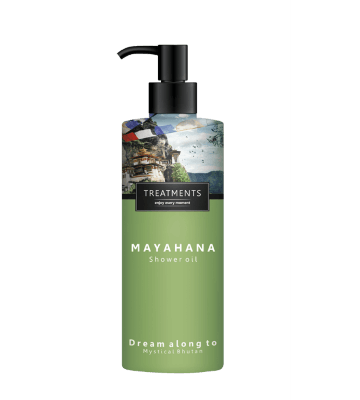 treatments mayahana shower oil