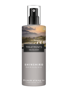 Treatments Shinshiro BED & BODY MIST
