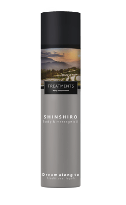 Treatments Shinshiro BODY & MASSAGE OIL