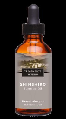 treatments shinshiro scented oil
