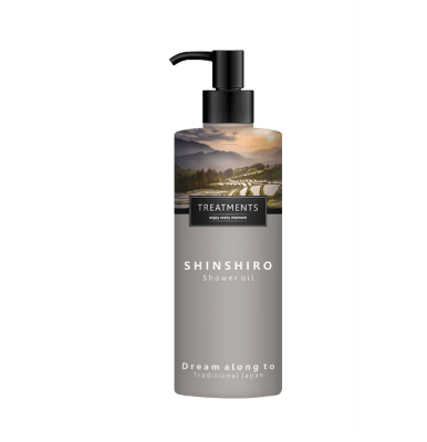 Treatments Shinshiro SHOWER OIL