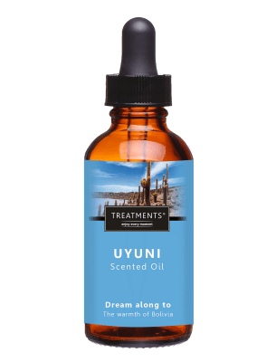 treatments uyuni scented oil