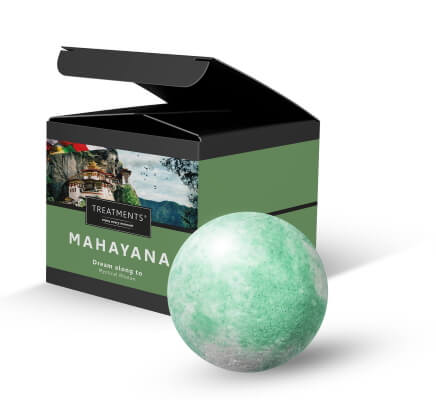 Treatments® Mahayana BATH BOMB