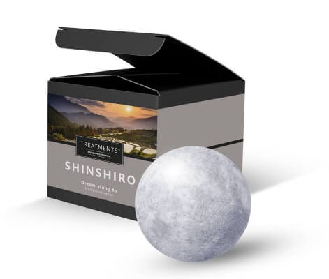 Treatments Shinshiro BATH BOMB