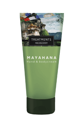 Treatments Mahayana HAND AND BODY CREAM