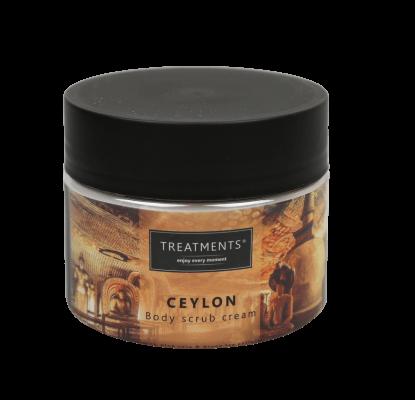 Treatments Ceylon BODY & SCRUB CREAM
