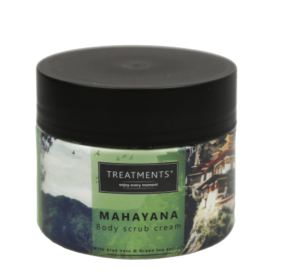 Treatments Mahayana BODY & SCRUB CREAM