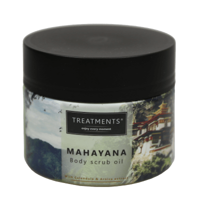 Treatments Mahayana BODY & SCRUB OIL