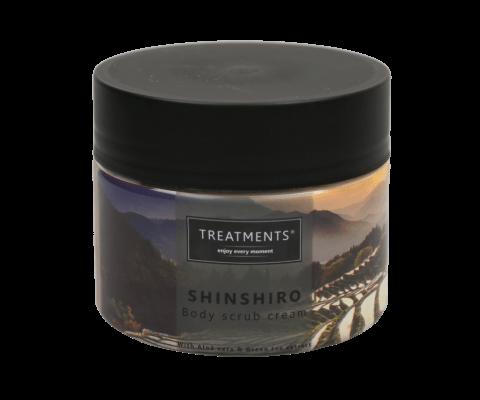Treatments Shinshiro BODY & SCRUB CREAM
