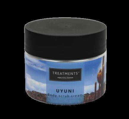 Treatments Uyuni BODY & SCRUB CREAM