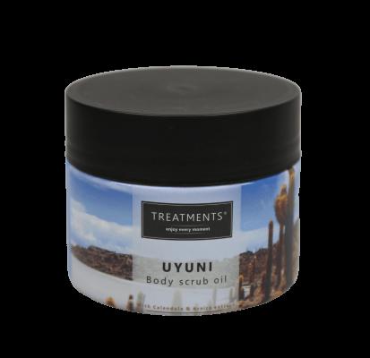 Treatments Uyuni BODY & SCRUB OIL