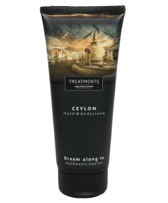 Treatments Ceylon HAND & BODY CREAM