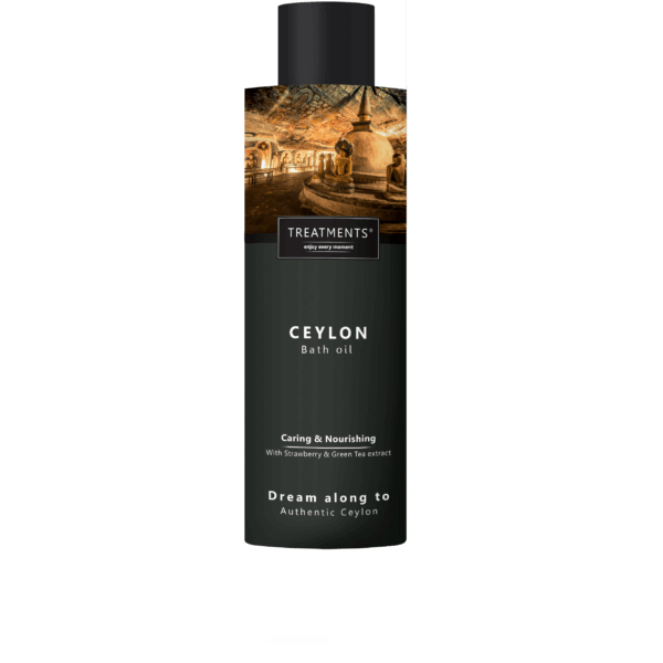 Treatments Ceylon BATH OIL