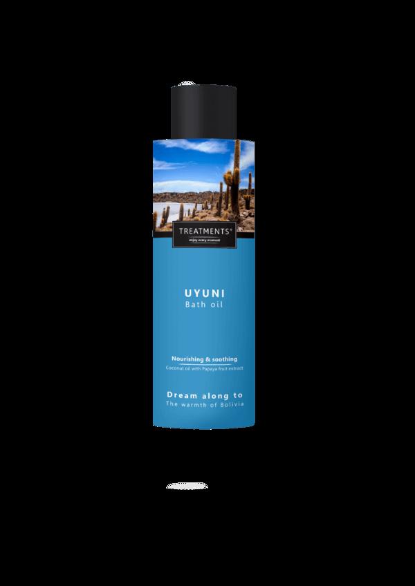 Treatments Uyuni BATH OIL