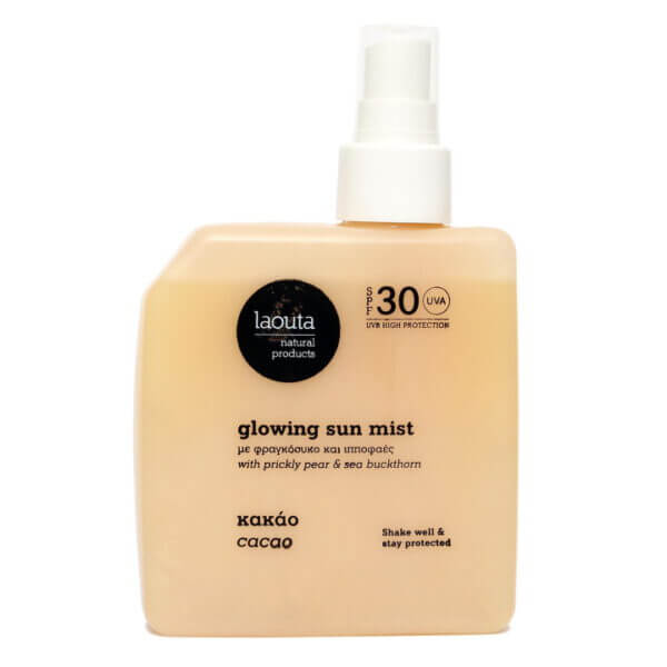LAOUTA Glowing Sun Mist SPF 30 Cacao 200ml