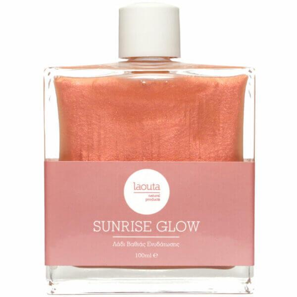 LAOUTA Sunrise Glow body oil