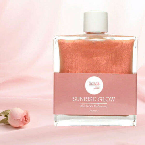 LAOUTA NEW LIMITED EDITION! Sunrise Glow 100ml