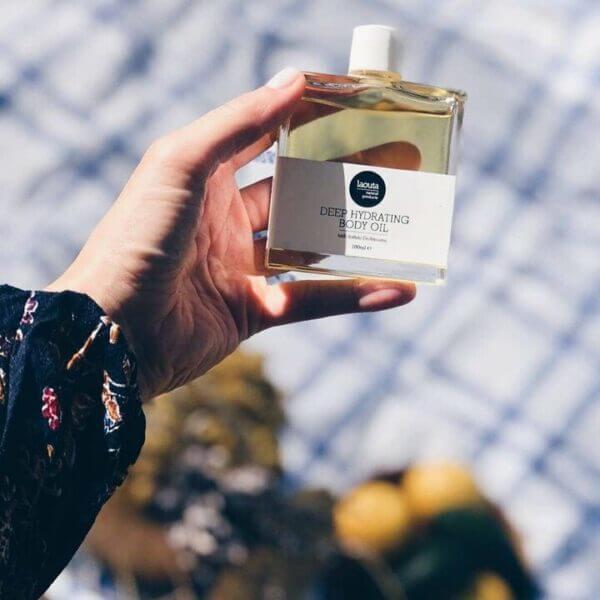 LAOUTA deep hydrating body oil