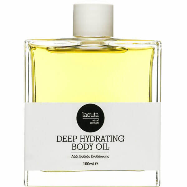 LAOUTA Deep Hydrating Dry Body Oil 100ml