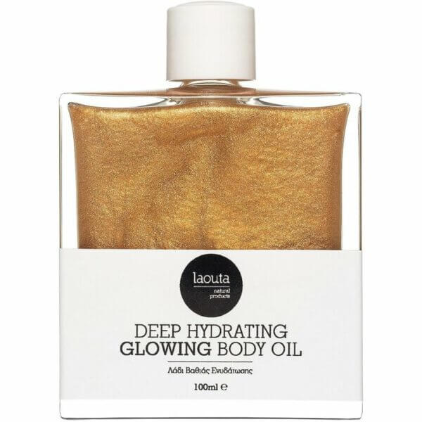 LAOUTA Deep Hydrating Glow Body Oil 100ml (Bronze)