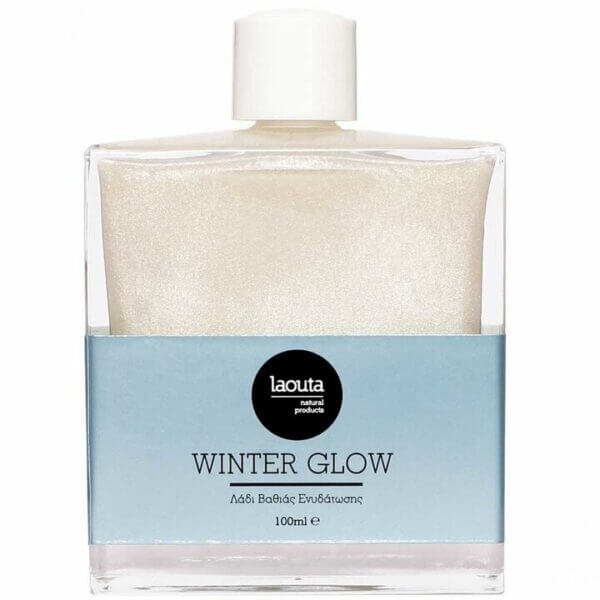 LAOUTA Winter Glow Dry Oil 100ml (Zilver)